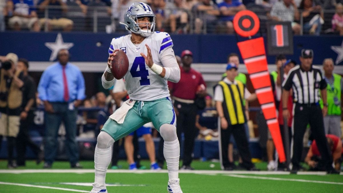 Dolphins vs. Cowboys Betting Odds & Picks: Hold Your Nose, Grab the Points article feature image