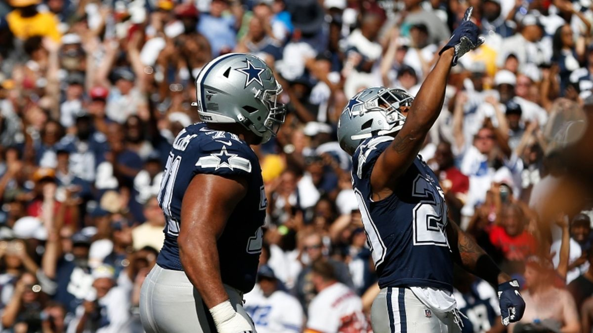 Will Dolphins vs. Cowboys Week 3 Point Spread Make Betting History? article feature image