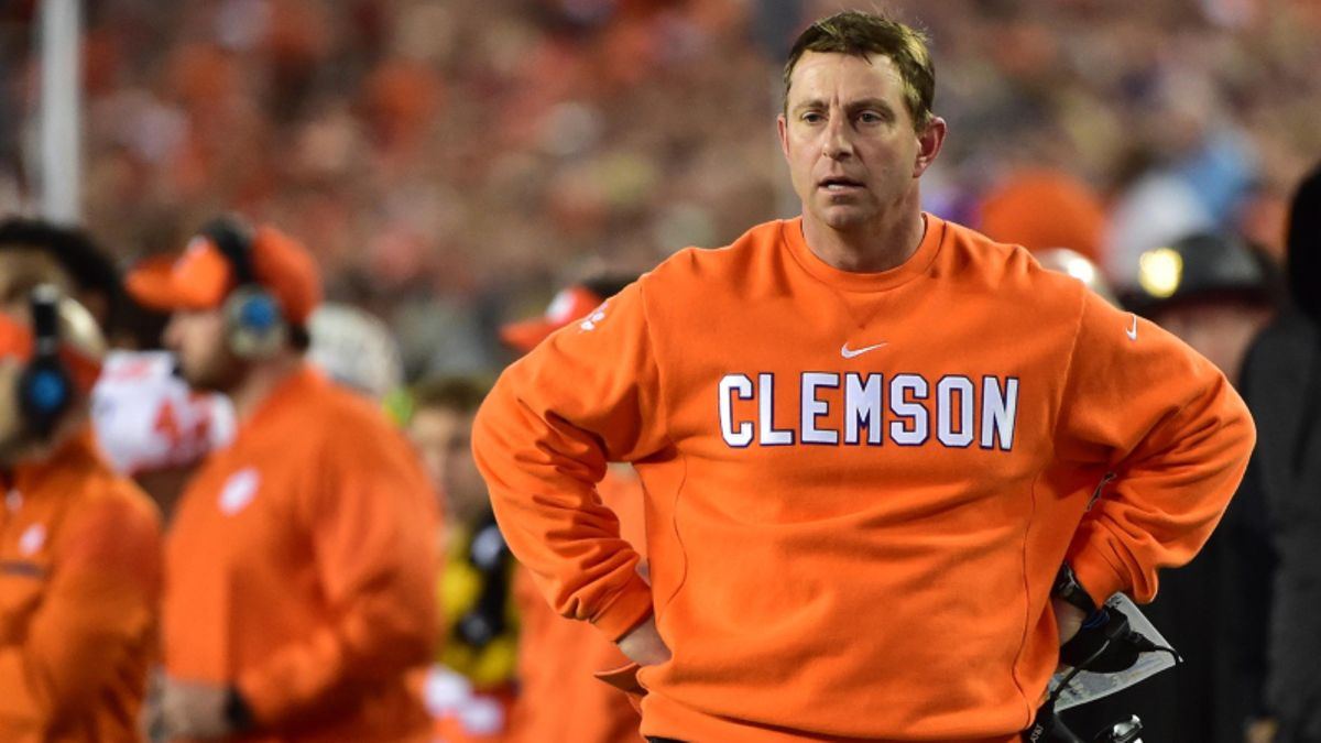 Clemson Among Least Popular No. 1 Teams Ever Against Texas A&M article feature image