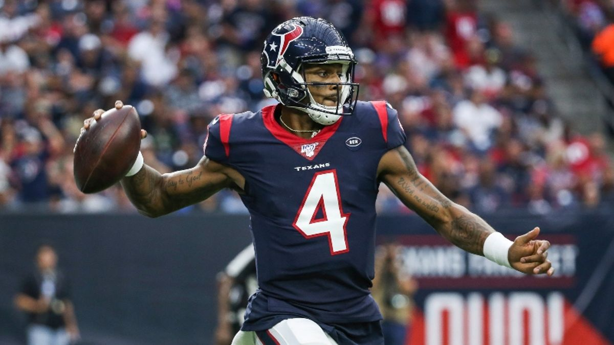 Week 8 Fantasy QB Rankings article feature image