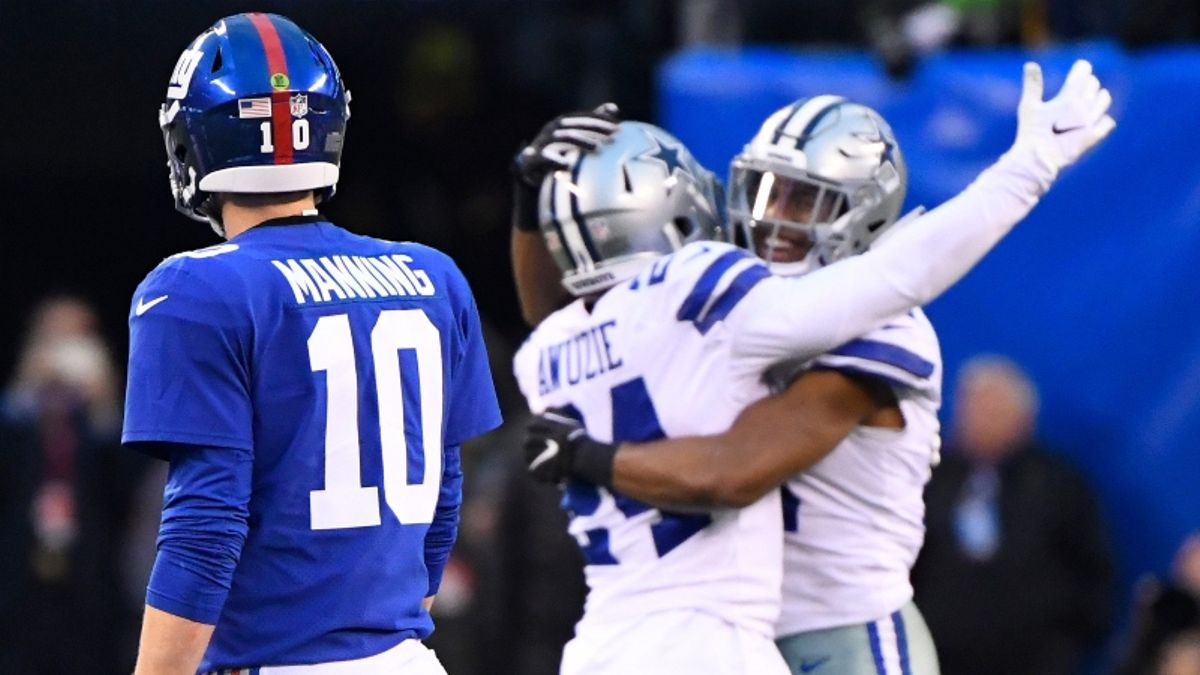 The Key Mistake to Avoid When Betting NFL Week 1, Including Giants vs. Cowboys article feature image