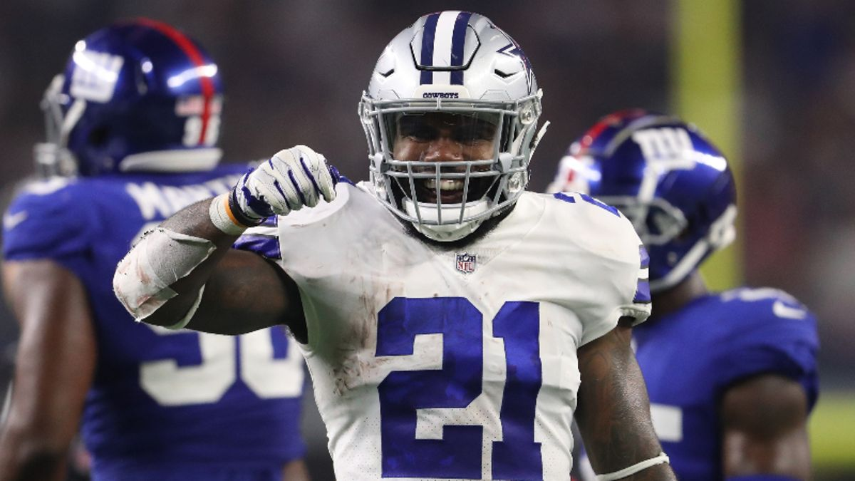 Week 11 Fantasy Football Half PPR Rankings: RB article feature image