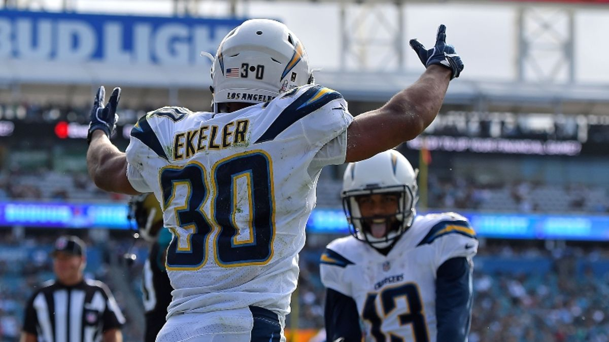 Week 4 Fantasy Football PPR Rankings: Flex article feature image