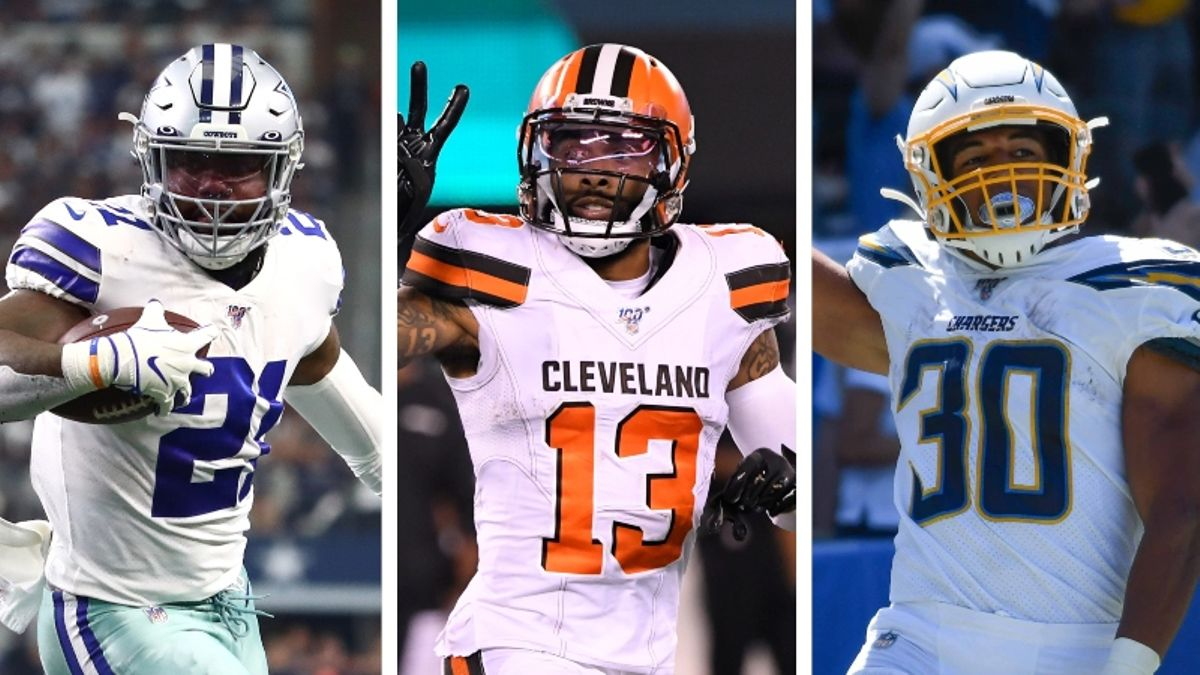 Week 3 Fantasy Football Rankings: PPR, Standard, Half PPR article feature image