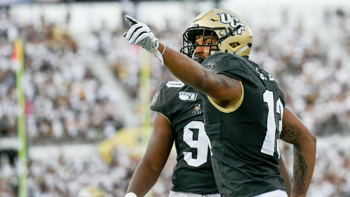 Wilson: College Football Week 6 Games I Bet Right Away, Including UCF-Cincinnati article feature image