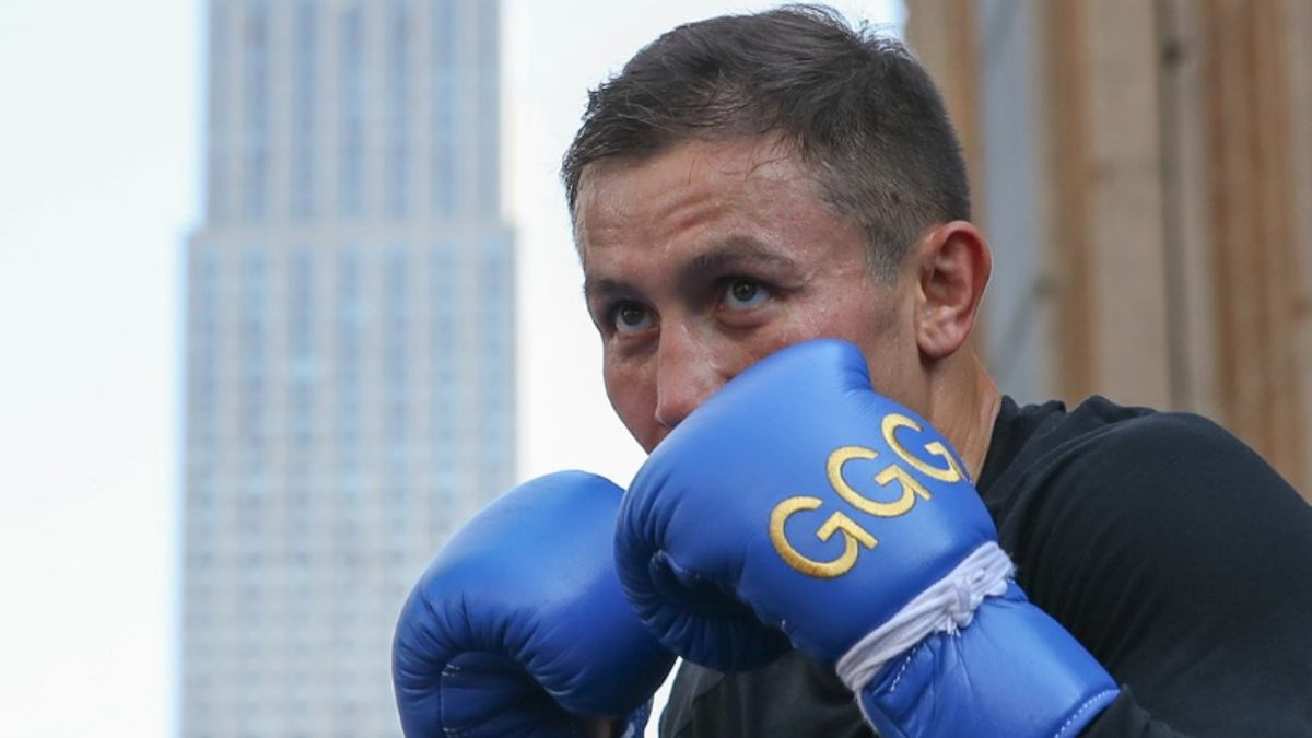 Gennadiy Golovkin vs. Sergiy Derevyanchenko Odds, Betting Picks: Can GGG Reclaim the IBF Title? article feature image