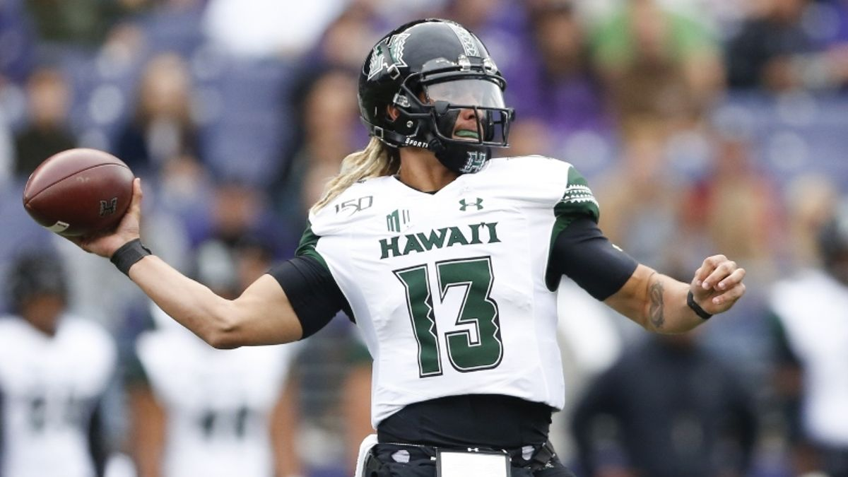 Miller: How I'm Betting Hawaii-Nevada & Other Under-the-Radar Week 5 CFB Games article feature image