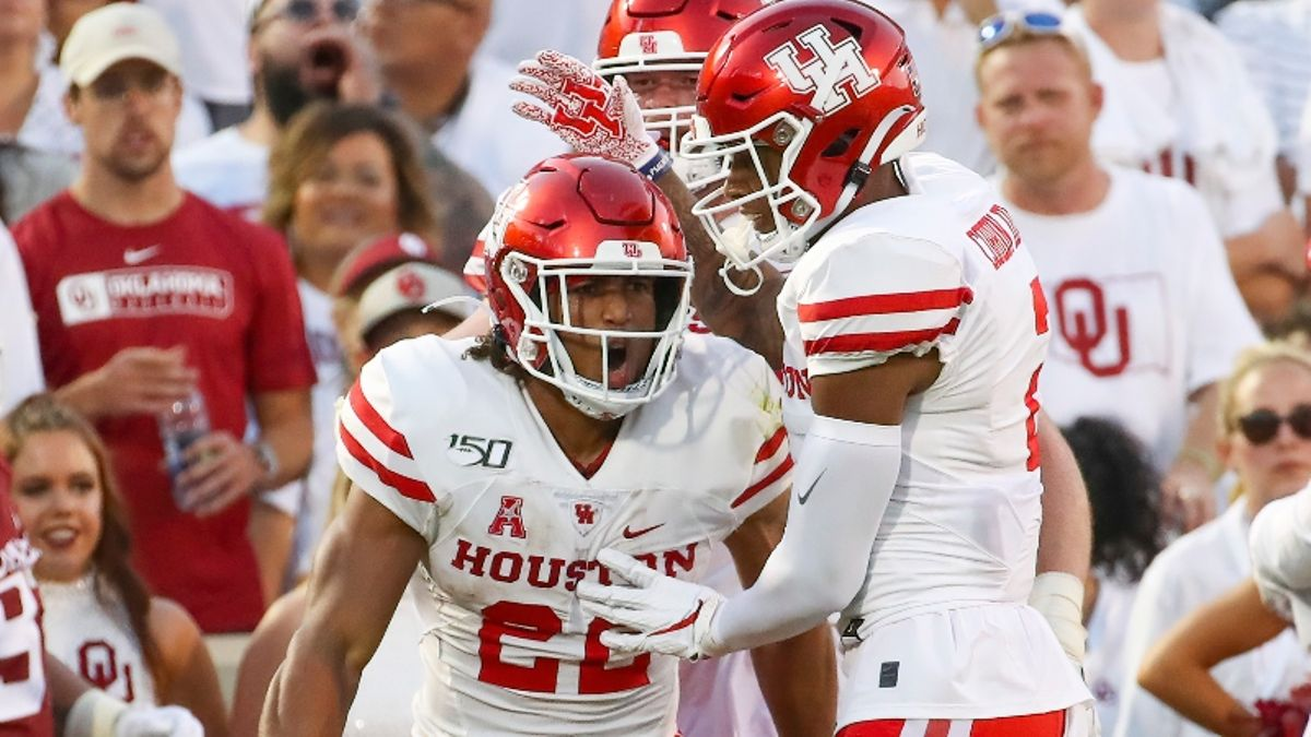 Houston vs. Tulane Odds & Sharp Report: How Pro Are Betting Spread, Over/Under article feature image