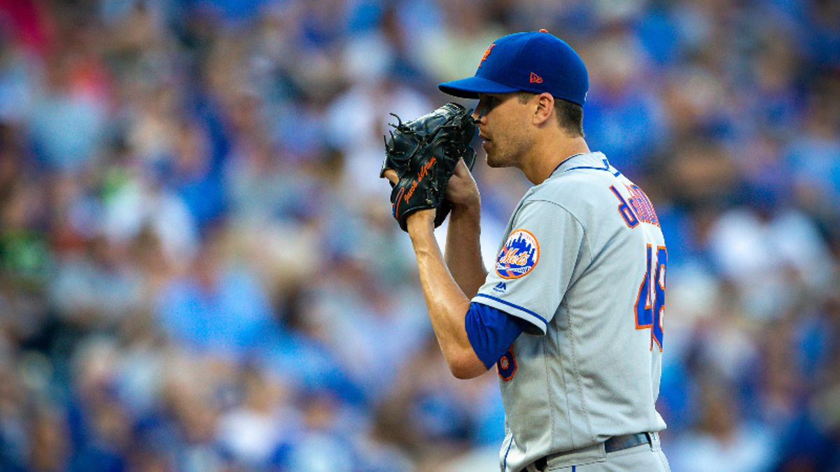 Zerillo's MLB Daily Betting Model, Sept. 20: Can Reds Eliminate deGrom, Mets from Playoff Race? article feature image