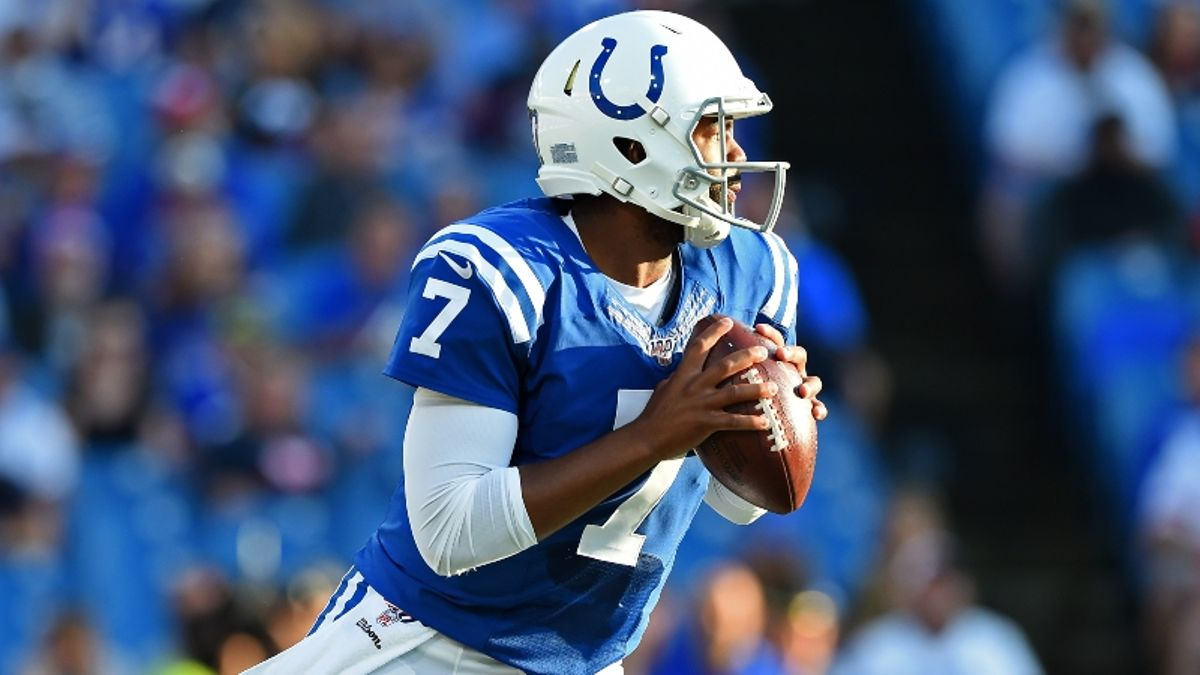 Colts vs. Chargers Odds: Bettors Remain Bullish on Brissett article feature image