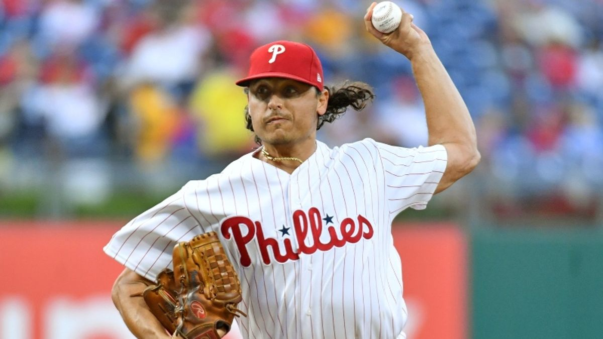 Zerillo's MLB Daily Betting Model, Sept. 21: Can Phillies Spoil Indians' Wild Card Chances? article feature image