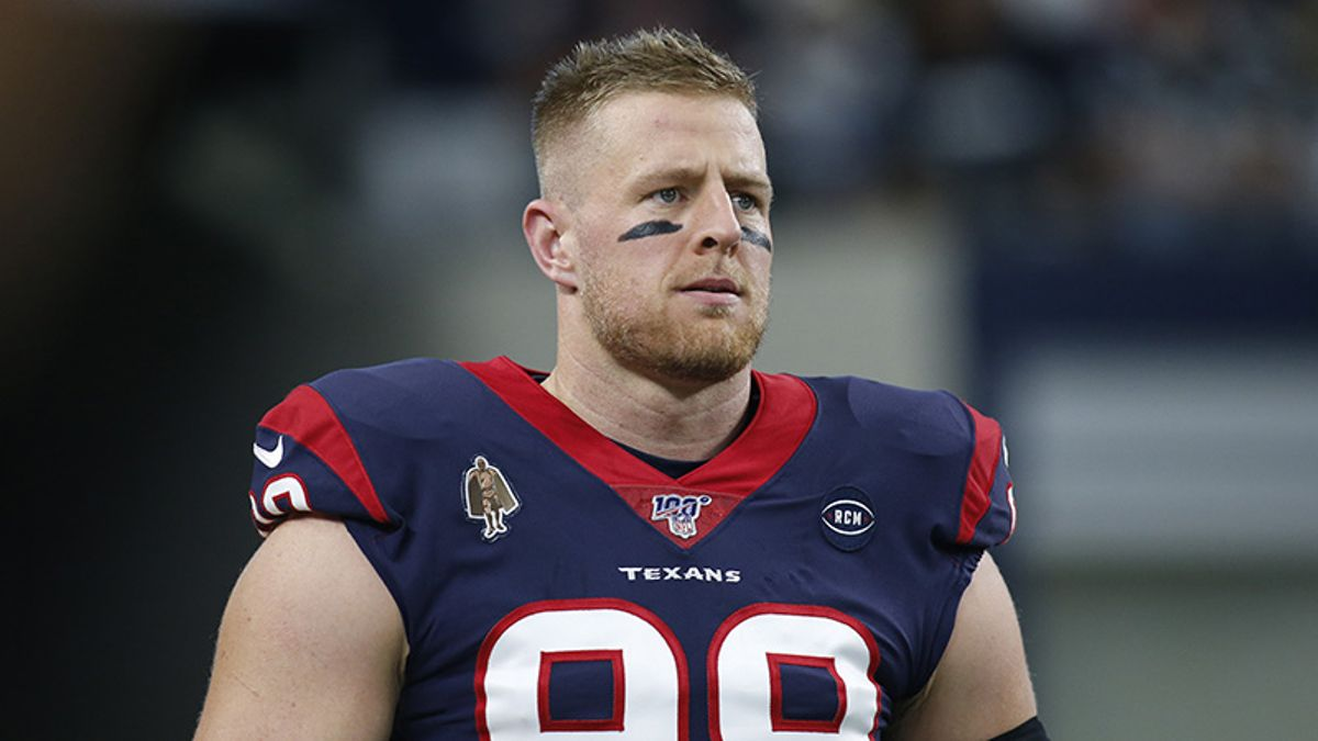 Sonny Banks: How I'm Betting the Texans-Saints Over/Under article feature image