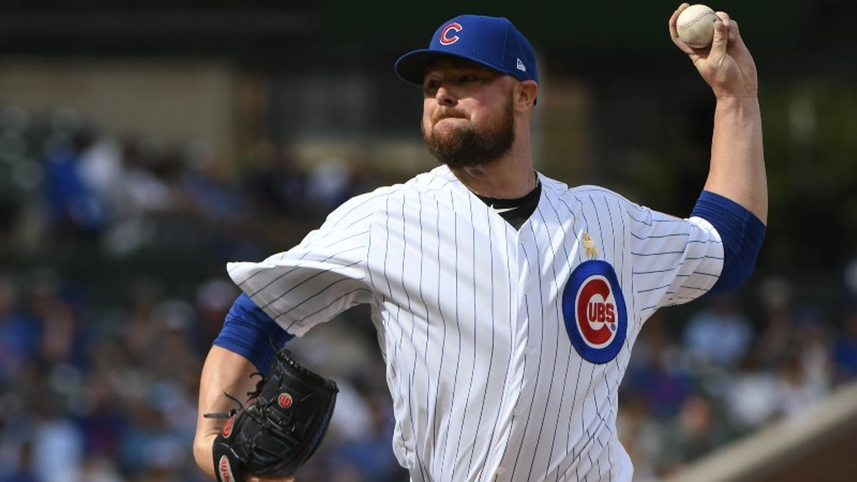 MLB Expert Picks for Wednesday: Should You Fade Jon Lester at Wrigley? article feature image