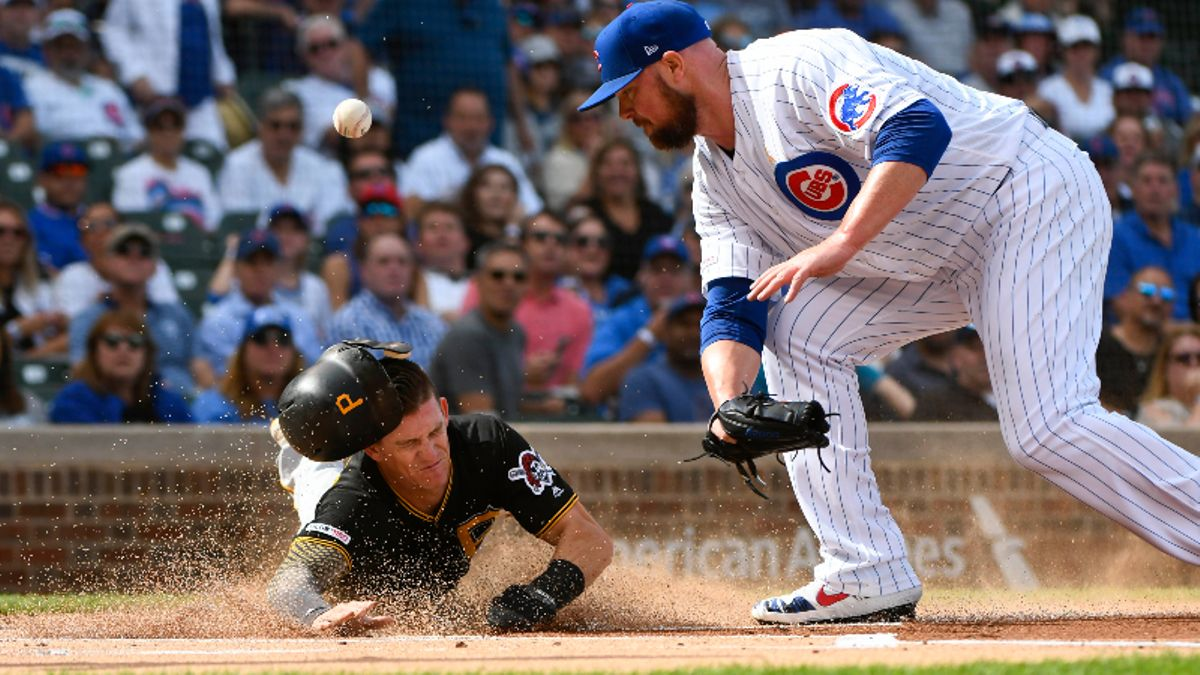 Zerillo's MLB Daily Betting Model, Sept. 25: Can Pirates Eliminate Lester, Cubs from Playoff Race? article feature image
