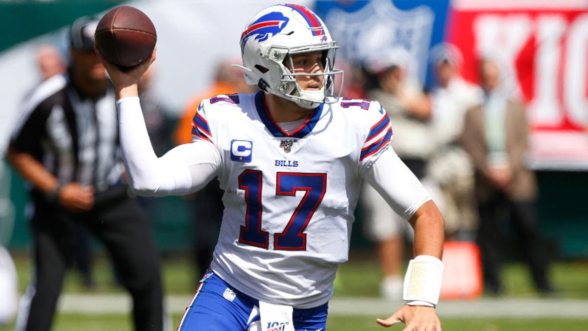 Bills vs. Giants Betting Odds & Picks: Will Buffalo Get Back-to-Back Wins? article feature image