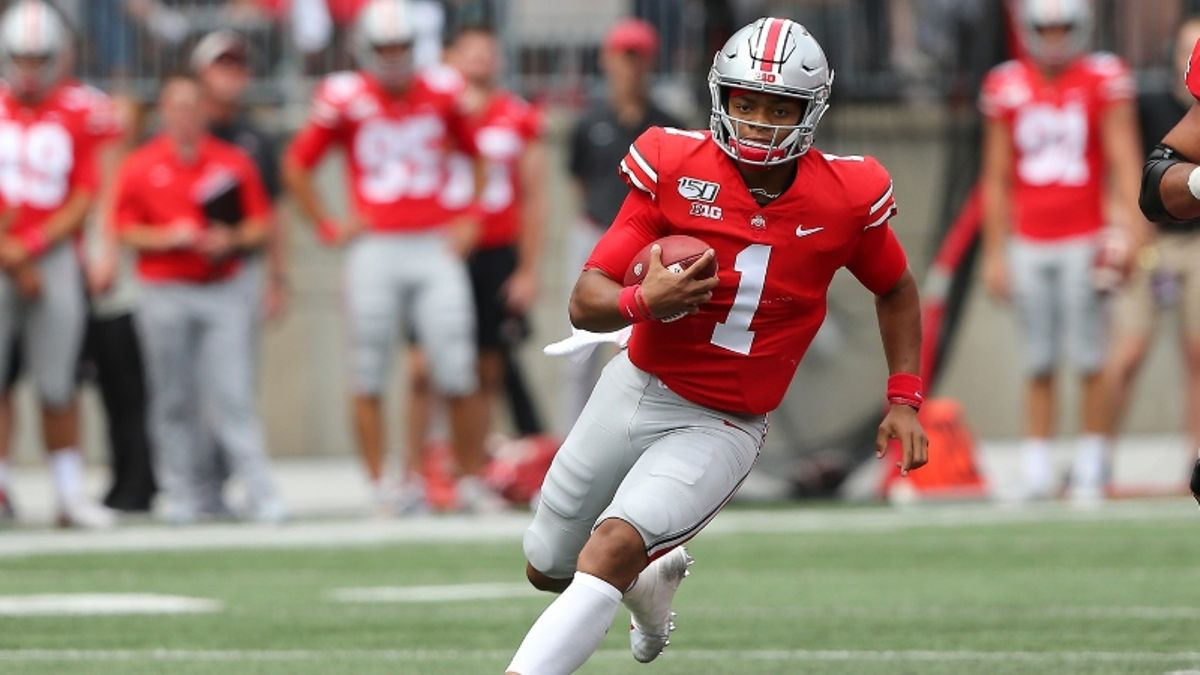 Ohio State vs. Cincinnati Betting Odds & Angles: Will Justin Fields & Co. Cover? article feature image