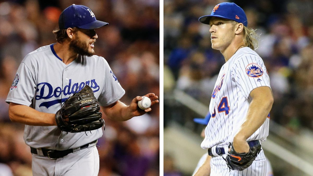 Zerillo's Dodgers vs. Mets Betting Guide: Can Syndergaard Outpitch Kershaw at Home? article feature image