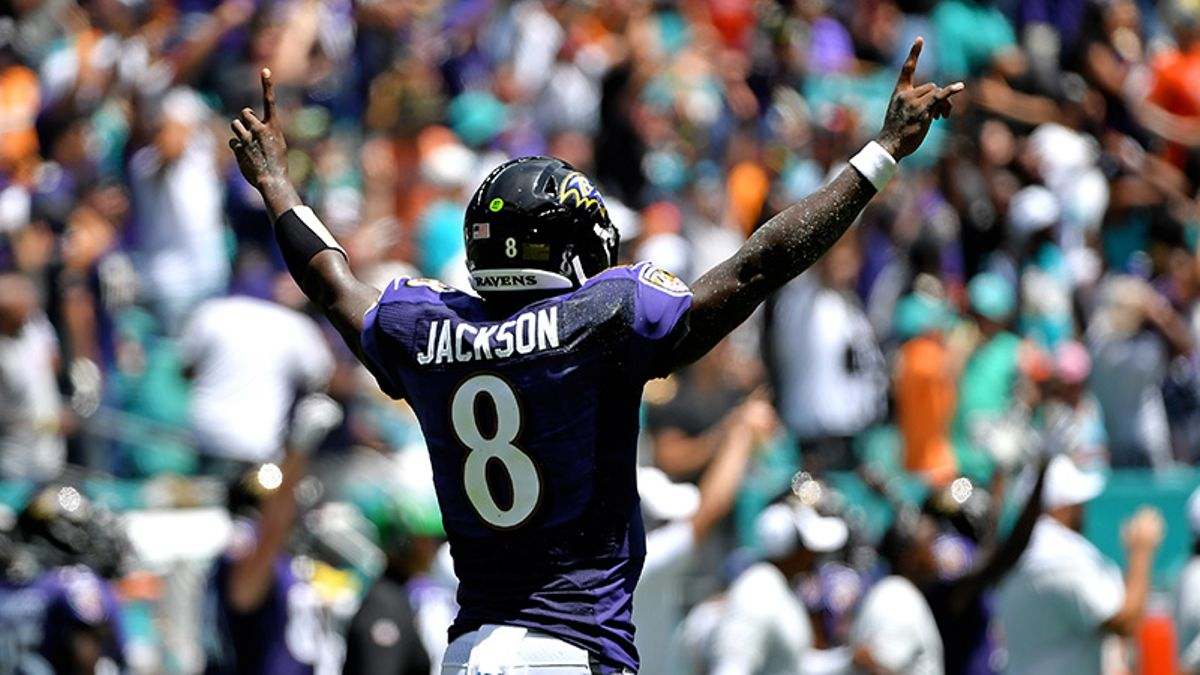 Rovell: Ravens' Blowout Win Nets One Bettor $600,000 on $30K Wager article feature image
