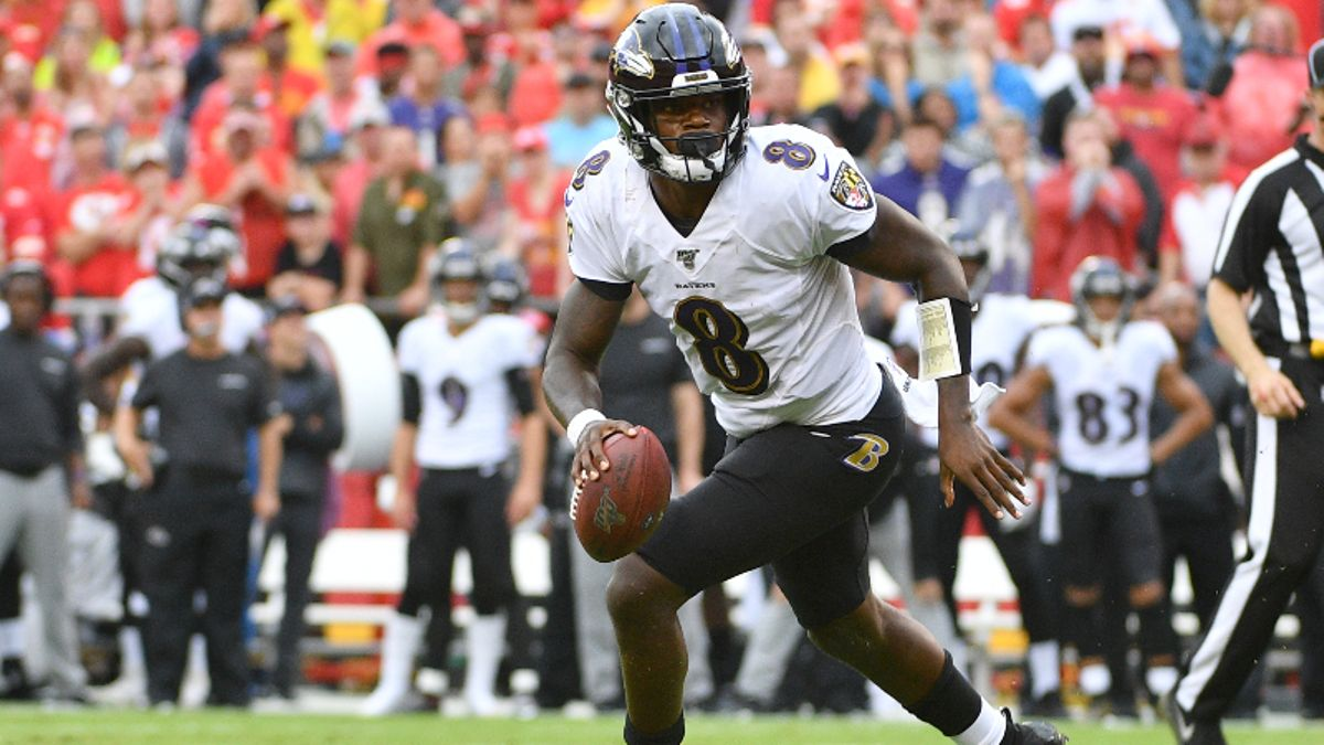 Bengals vs. Ravens Odds & Picks: Can Baltimore Cover As A Big Favorite? article feature image