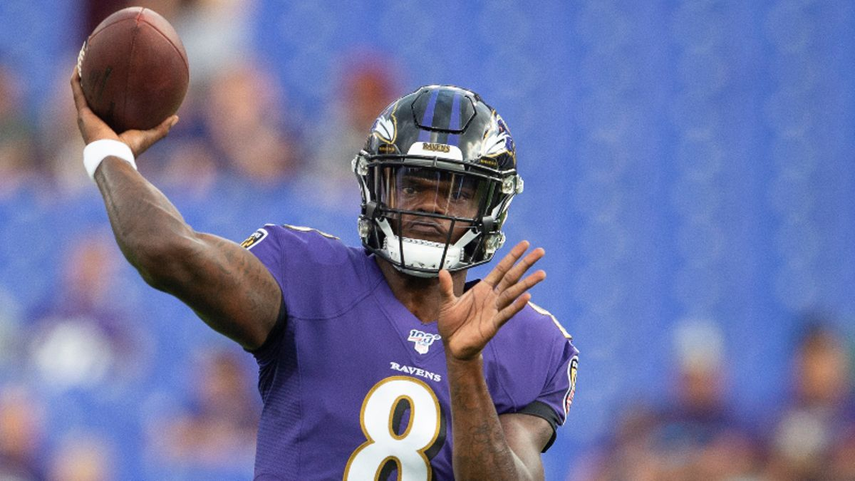 Ravens vs. Dolphins Odds, Picks, Cheat Sheet, More article feature image