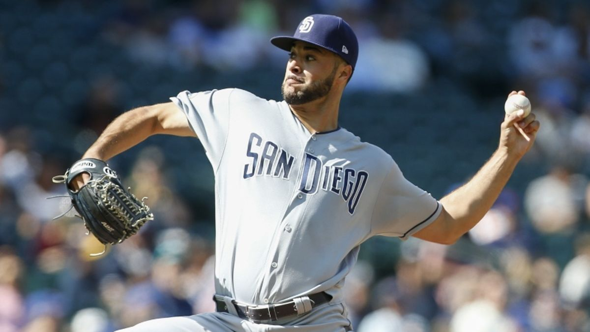 Zerillo's MLB Daily Betting Model, Sept. 19: Can Lucchesi, Padres Spoil Brewers Playoff Hopes? article feature image