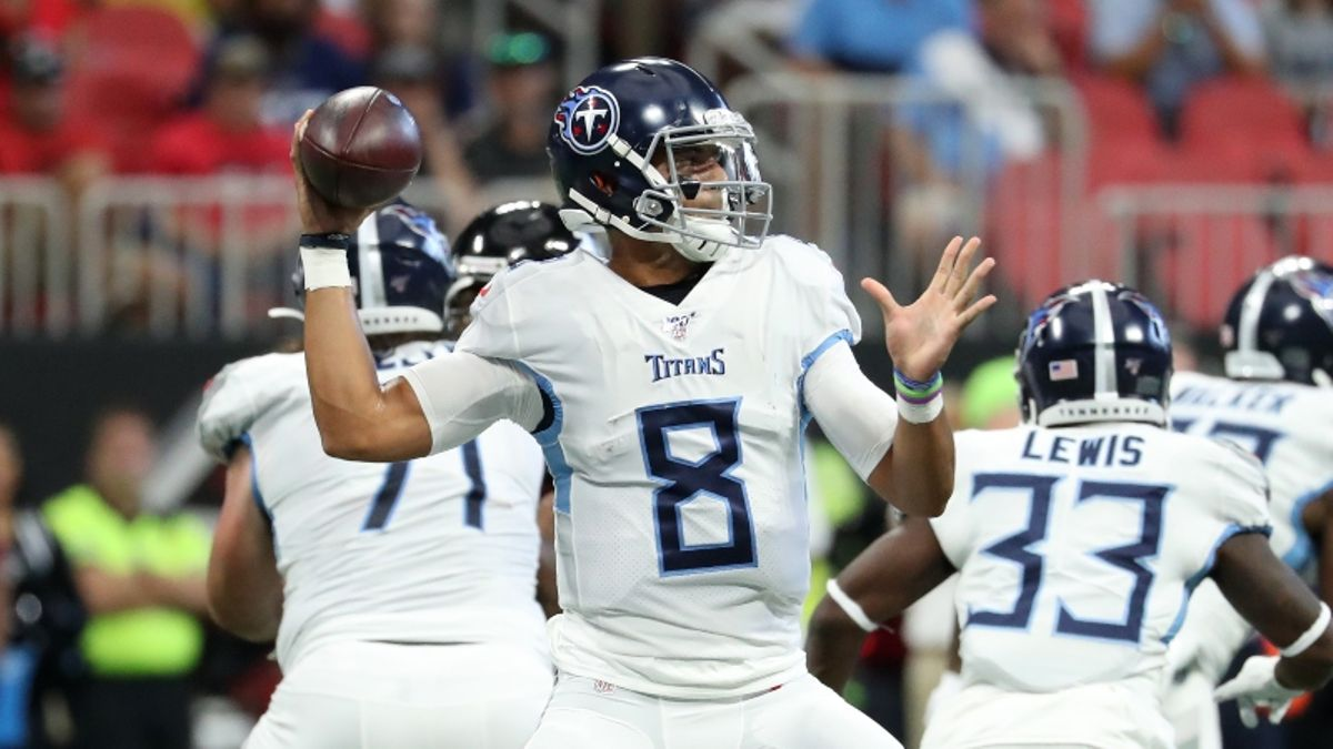 Bills vs. Titans Picks & Betting Odds: Tennessee Moneyline Offering Value? article feature image