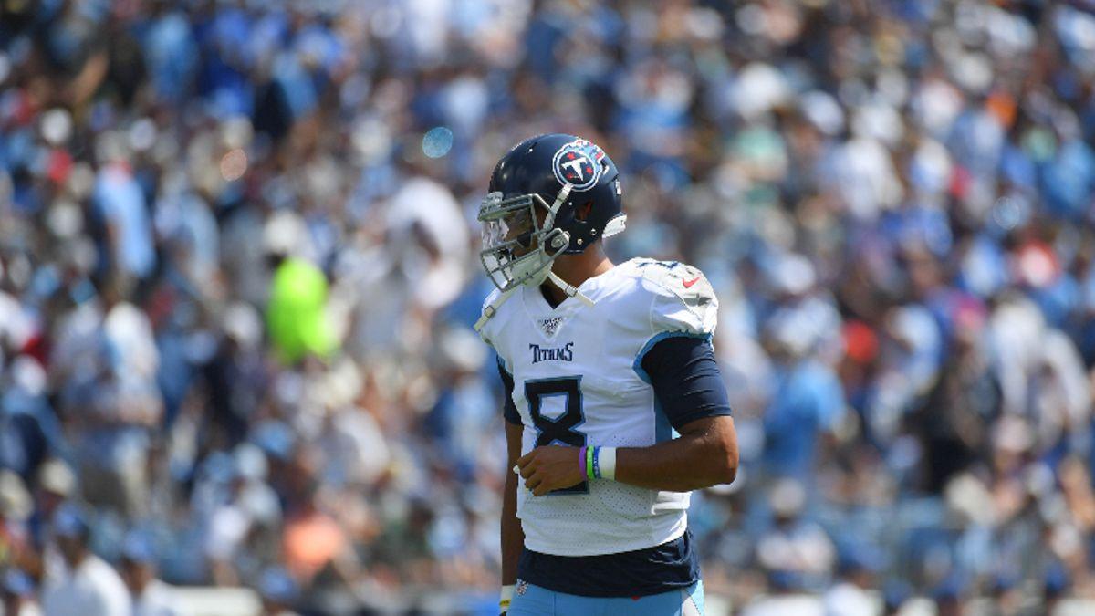 Titans vs. Falcons Odds, Picks & Predictions article feature image