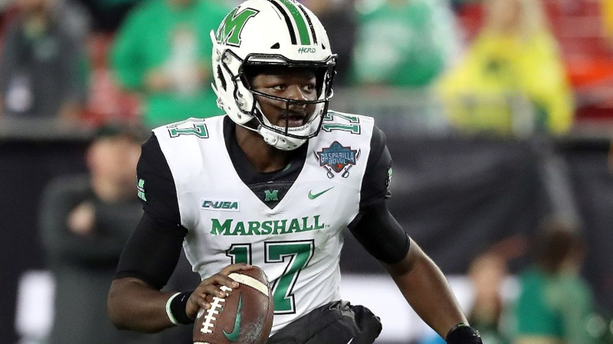 Marshall vs. Boise State Odds & Sharp Action: Pros Hitting Over/Under on Friday article feature image
