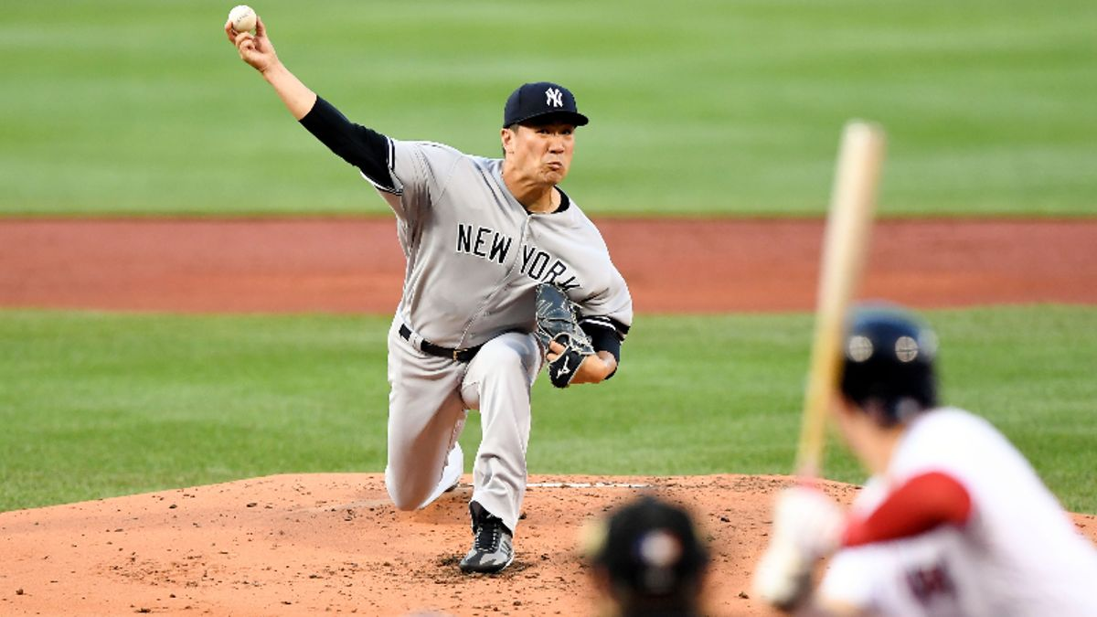 Zerillo's Yankees-Red Sox Betting Guide: Rick Porcello and Masahiro Tanaka Tangle Again in Boston article feature image
