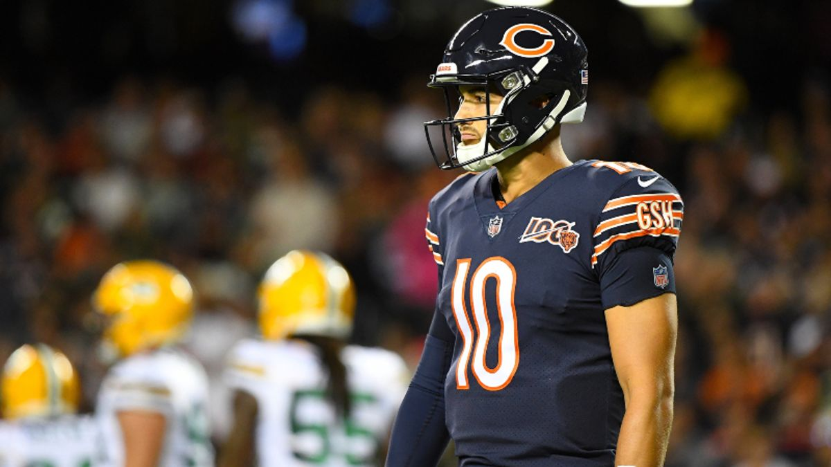 Bears vs. Rams Odds & Picks: Best Betting Angles for Sunday Night Football article feature image