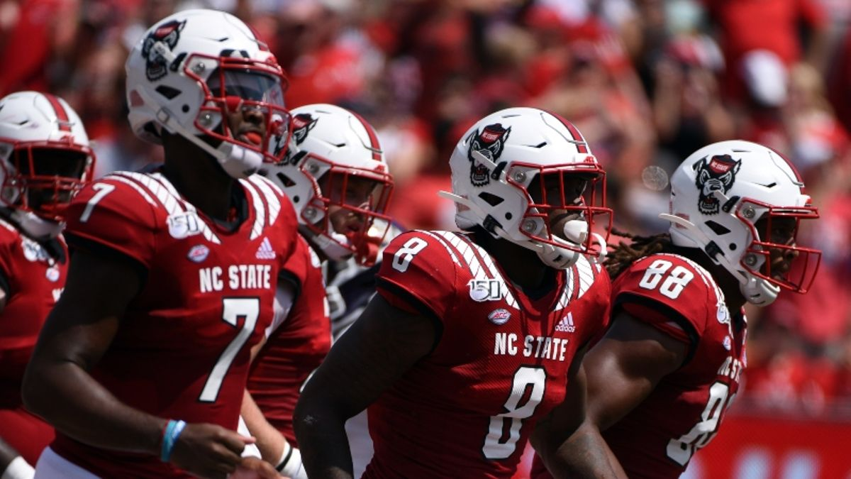 NC State vs. West Virginia Betting Odds, Predictions & Picks (September 14, 2019) article feature image