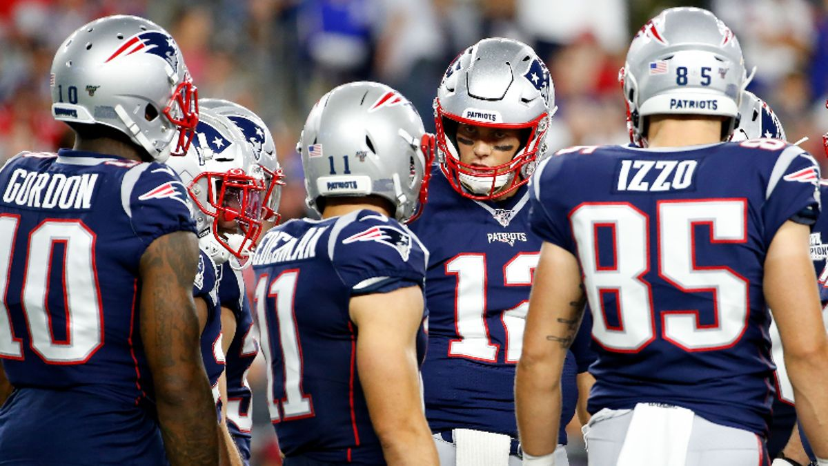 Patriots vs. Dolphins Cheat Sheet: Odds, Picks, More article feature image
