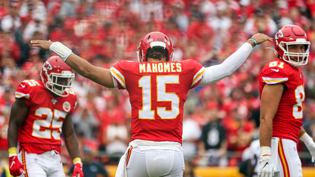 Chiefs vs. Lions Betting Picks & Odds: Does Darius Slay Absence Provide KC Value? article feature image
