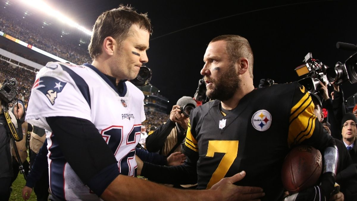 Patriots vs. Steelers Betting Odds & Angles: Will Brady Start Hot? article feature image