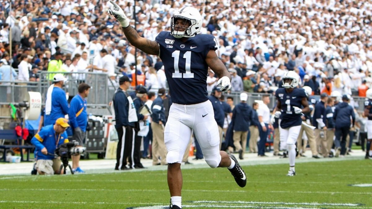Penn State vs. Maryland Betting Picks & Odds: Will Terps Pull the Upset? article feature image