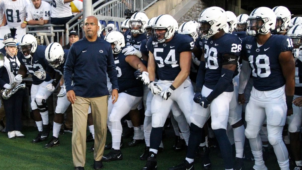 Pittsburgh vs. Penn State Betting Odds, Predictions & Picks (September 14, 2019) article feature image