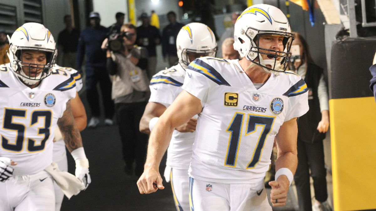Sunday's Best Week 3 NFL Prop Bets: Philip Rivers, Marquise Brown, More article feature image