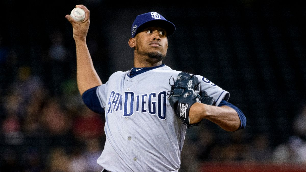 Zerillo's MLB Daily Betting Model, Sept. 10: Back Padres' Ronald Bolanos in Second Start? article feature image