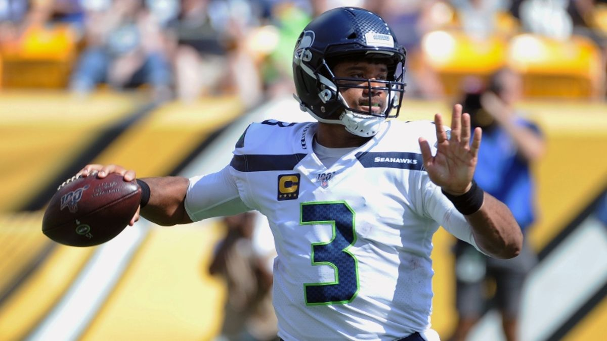 Saints vs. Seahawks Betting Odds & Picks: Can Teddy Bridgewater Keep This Close? article feature image