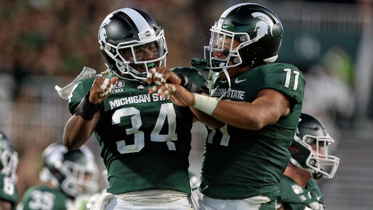 Western Michigan vs. Michigan State Odds: Are Sharps Behind the Falling Line? article feature image