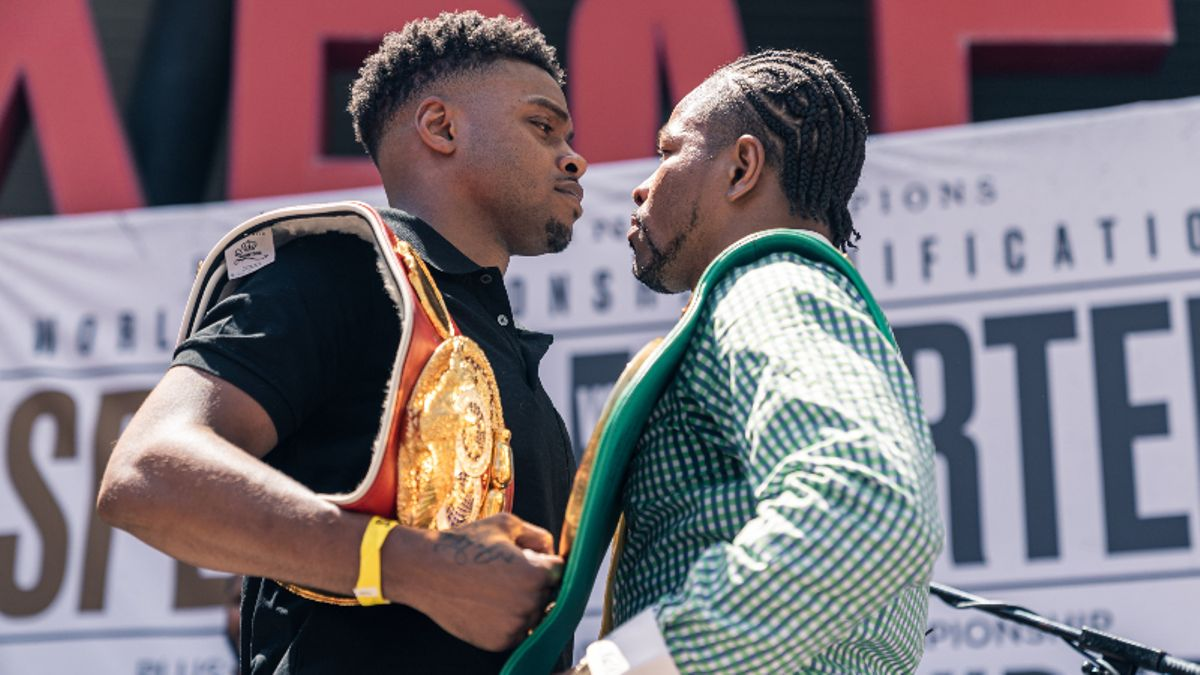 Shawn Porter vs. Errol Spence Jr. Odds, Betting Picks: Is Spence Getting Too Much Love? article feature image