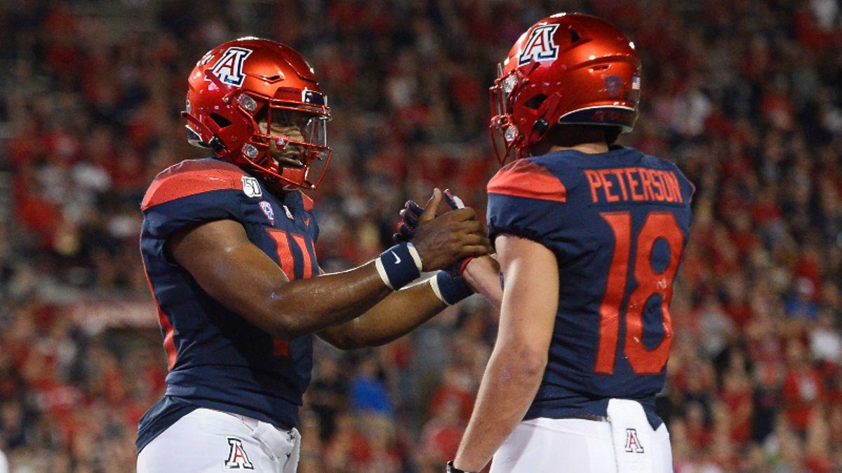 Stuckey & Wilson: 2 College Football Moneyline Underdogs to Bet in Week 7 article feature image