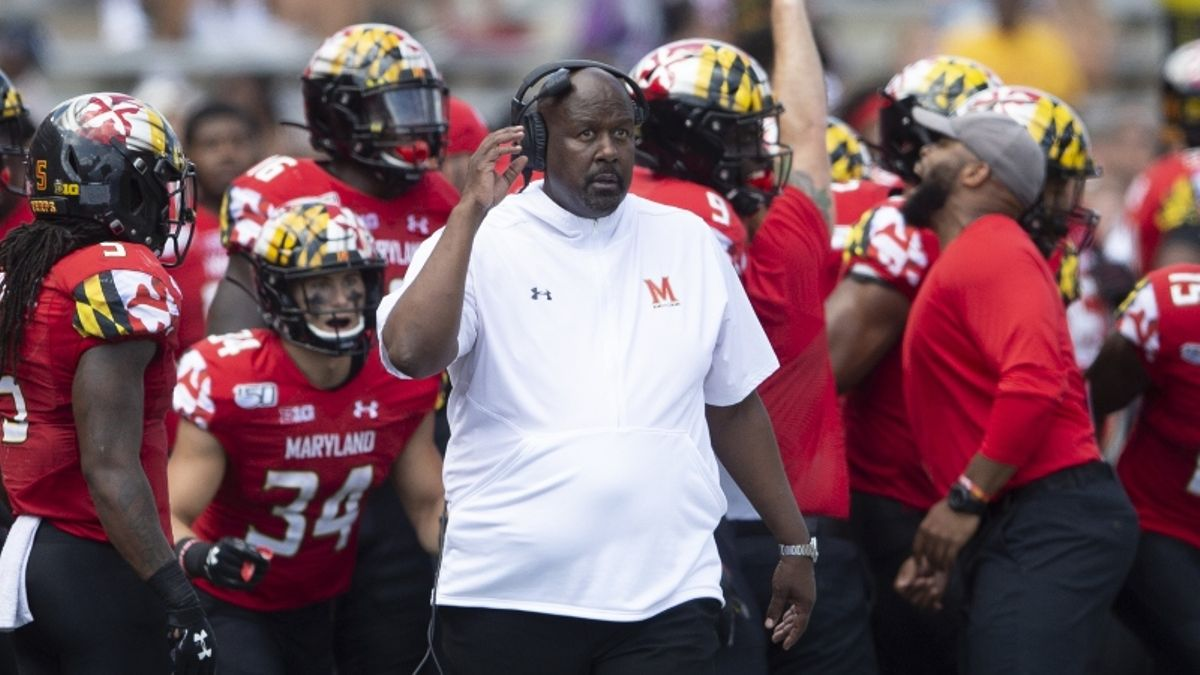 Rovell's College Football Vegas Report: Bettors Believe in Maryland, Sportsbooks Rooting for UCLA article feature image