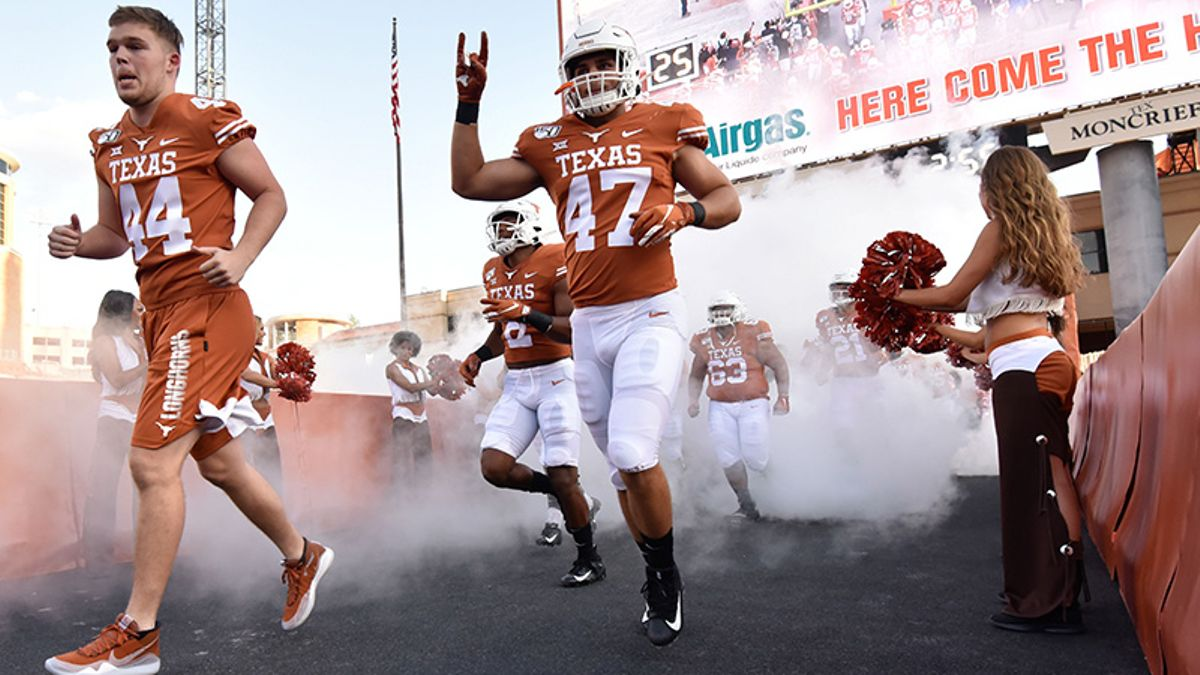 Wilson's Favorite Week 2 College Football Bets: Picks for Texas vs. LSU, 7 Other Games article feature image