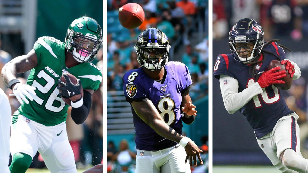 Koerner's Week 2 Fantasy Football Tiers: Ranking Every QB, RB, WR, TE, More article feature image
