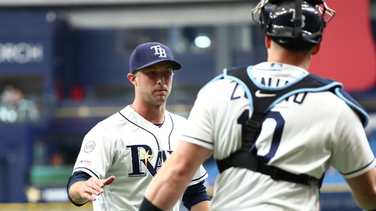Zerillo's MLB Daily Betting Model, Sept. 14: Trust Tampa's Pitching Committee Early? article feature image