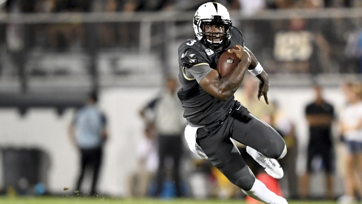 Wilson's UCF vs. Florida Atlantic Betting Odds & Preview: Can Owls Get Revenge? article feature image