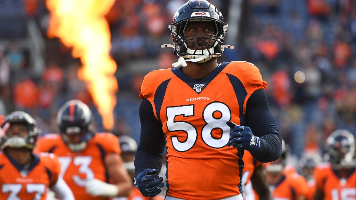 Broncos vs. Chargers Odds & Picks: Trust Denver to Cover? article feature image
