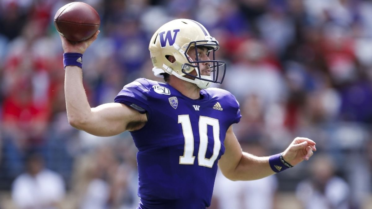 Saturday CFB Sharp Report: How Pros Are Betting Washington-Arizona, 4 Other Games article feature image