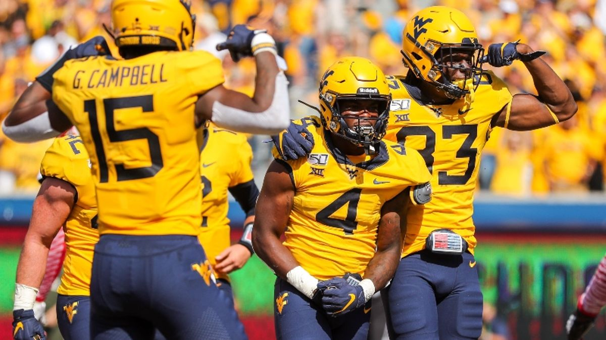 CFB Week 4 Weather: Consider the 'Windy Under' in West Virginia vs. Kansas? article feature image